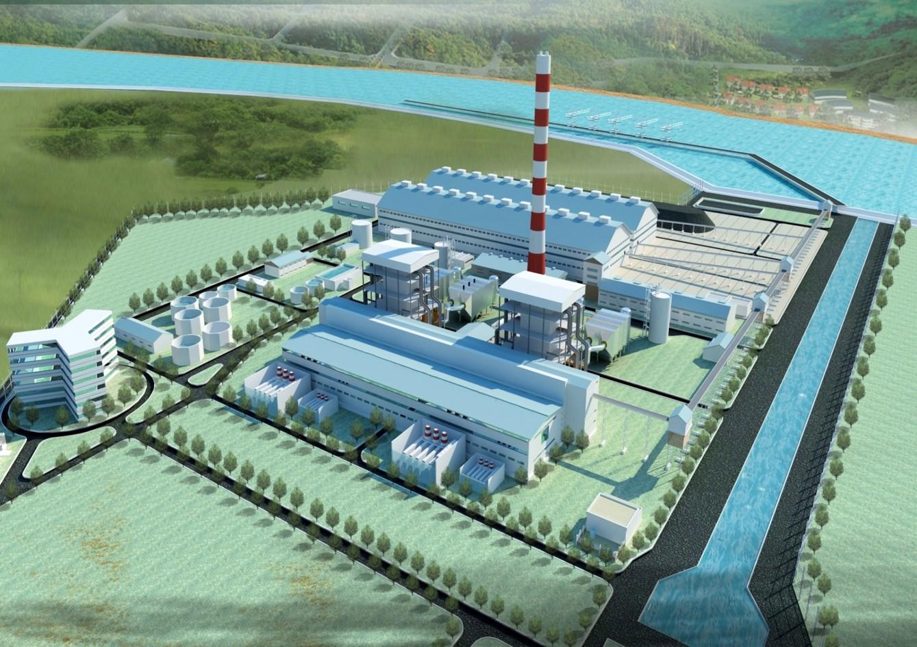 Dự án Nhà máy Nhiệt điện Thái Bình 1
